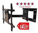 Full Motion Plasma LED LCD TV Wall Mount