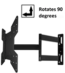 Portrait/Landscape Rotation Articulating Mount