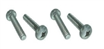 M8 x 20mm metric bolts