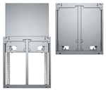 Sharp PN-L803C Lift and Lower Wall Mount