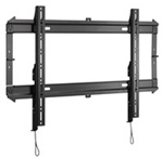 Low profile 32in to 52in TV wall mount bracket has depth of 0 .79 inches