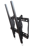 "Samsung UD55E-A 55"" Commercial Display - Crimson TP63A Digital Signage Tilting TV Wall Bracket"