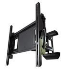 Dual Arm Articulating TV Wall Mount