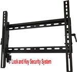 Vizio D40u-D1 Locking Wall Mount -Crimson T46L