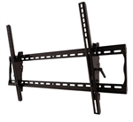 Sharp LC-C6554U tilting TV wall mount bracket. VESA 440x650mm ready adjustable tilt 2.2 inch depth from wall - 10mm bolts included