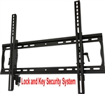 Lockable Tilting TV Wall Bracket
