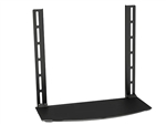 Component Shelf for DVD VCR Satellite Boxes