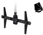 "Cathedral Ceiling Tilting TV Mount 37""-65"" TVs"