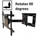 Rotating TV bracket Vizio M65-C1 - All Star Mounts ASM-504M-Rotate