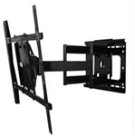 31 inch extension Articulating Wall Mount Sharp LC70UE30U - All Star Mounts ASM-501L