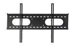 Samsung UN55TU8000FXZA TU8000 Series TV flat wall mount the low profile has a 1 inch depth supports 175 lbs dual stud mounting