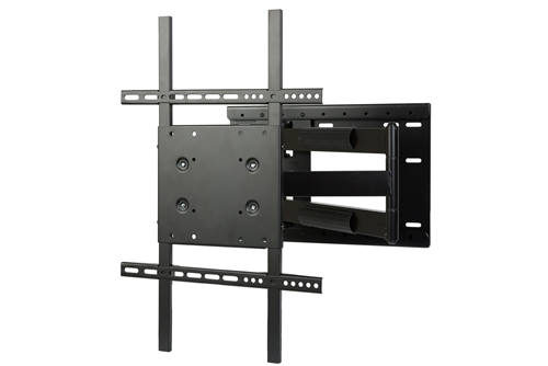 Rotating Tv Wall Mount Bracket Rotates Portrait And Landscape