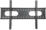 Low profile Flat Wall Mount