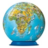 World Globe Puzzleball