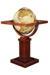 Wright World Globe by Replogle