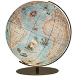 The Dresden Globe by Columbus