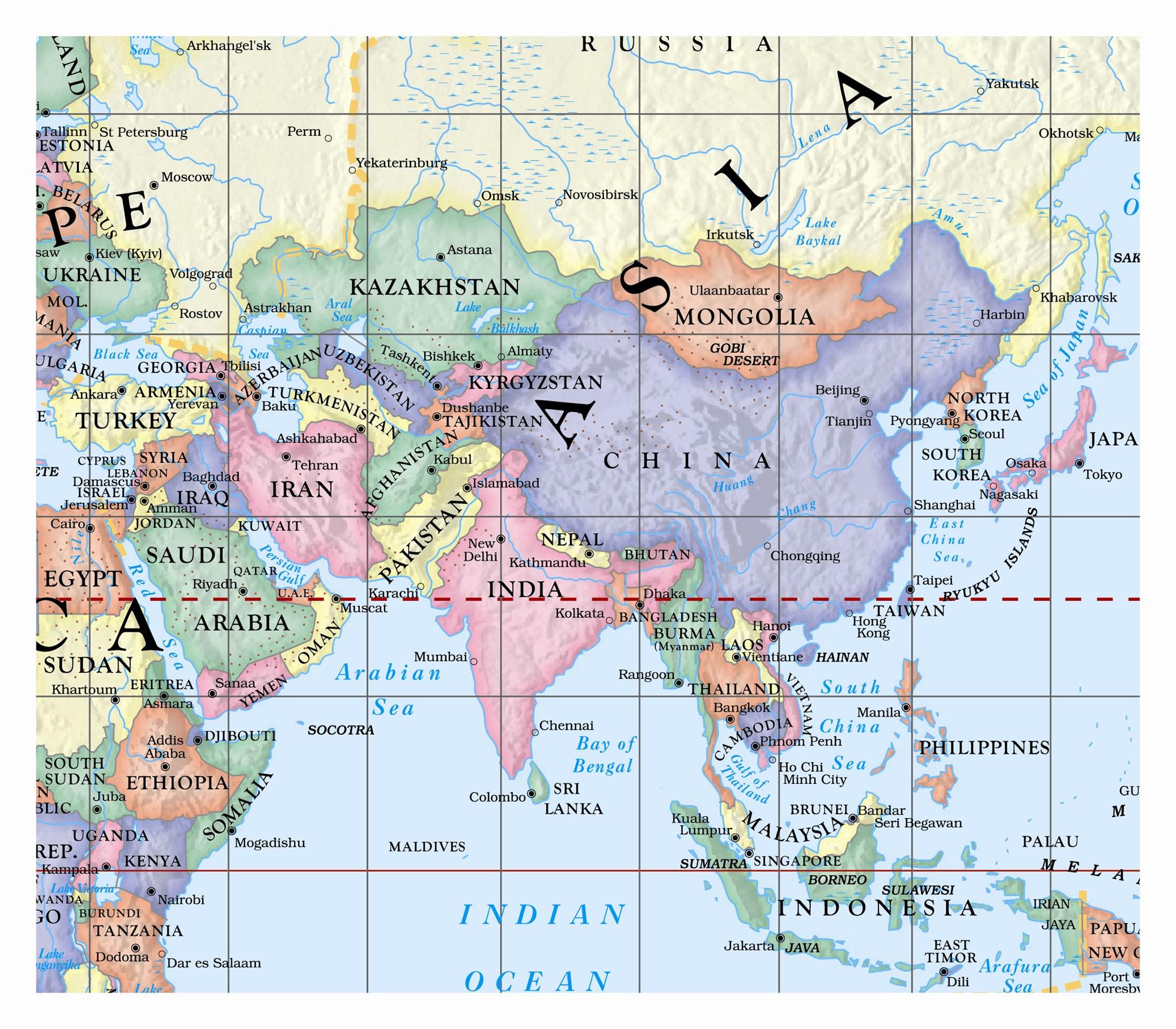 Globe Usa World Pennsylvania Classroom Wall Map Set Ships