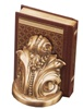 Stylish Baroque Bookends