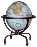 Auburn World Globe by Replogle