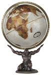Atlas Globe by Replogle