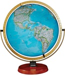 Byrd Globe by National Geographic
