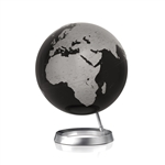 Full Circle Vision Black Globe by Atmosphere
