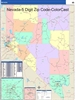 Nevada State Zip Code Map