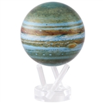 Rotating Jupiter Globe from Mova