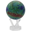 Rotating Vesta Globe from Mova