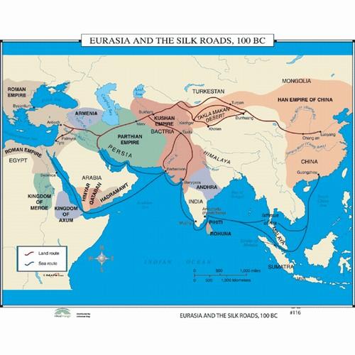 Eurasia: World Boundaries Volume 3: Volume 2 (World Boundaries Series)