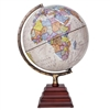 Peninsula Illuminated Globe from Waypoint Geographic