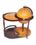 16.5 Inch Bar Globe Trolley