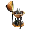16.5 Inch Bar Globe on Floor Stand
