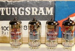 Brand New, MINT NOS, NOVEMBER 1973 Tungsram E88CC 6922 tubes. All tubes from the same date and batch code 2M. Made in Hungary. Non-corrosive alloy pins. Early 1970s Tungsram tubes are very desirable. These tubes are hard to find these days.