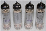 Reflektor 6N14N-EB (6P14P-EV) - 1979 MINT NOS Russian Military Grade Ruggedized Special Quality Long Life - Saratov USSR. Military grade Mil Quality Control OTK on all tubes. Rated for 14W dissipation, these tubes can handle higher voltages than re