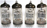 Brand New MINT NOS 1967 Mullard CV4109 Military tubes. CV4109 Flying Lead is Premium Grade, High Reliability Long Life version of E188CC CV4108 7308 valves. SJ0 R7xx 1960s Mitcham Plant Date Codes. Made in Gt. Britain.
