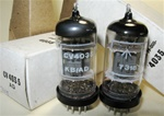 Brand New MINT NOS NIB Rare 1973 BRIMAR CV4035 Box Plate Military tubes. CV4035 Flying Lead is Premium Grade, High Reliability Long Life version of ECC83/CV492/CV4004/6057/12AX7 valves. STC Rochester Plant Date Codes. Made in England.