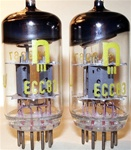 Brand new, MINT NOS Late 1960s RFT ECC83 12AX7 VEB Röhrenwerke Anna Seghers Neuhaus Prod Tubes with Halo Getter. Made in E. Germany. These are in the top 2-3 desirable tubes for Guitar tone, and also work fine in Audio gear. .