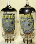 Brand New MINT NOS 1971-72 Production ORIGINAL NOS TESLA EF86 tubes with Cosmetic Defects. From the old Czechoslovakia (currently Czech Republic).