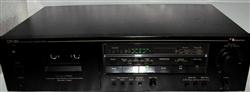 Clean and working Nakamichi CR-3A Discrete 3-Head Cassette Deck Dolby B, C - Clean, Working with New Belts.
