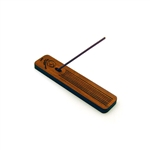 Cherry Wood Incense Holder