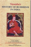 Taranatha's History of Buddhism in India <br> By: Taranatha