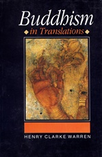 Buddhism in Translations, Henry Clarke Warren