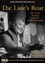 Lion's Roar, The Life and Times of His Holiness Rangjung Rigpe Dorje, the 16th Karmapa, DVD