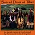 Sacred Drum of Tibet, CD <br> By: Monks and Nuns of Nangchen