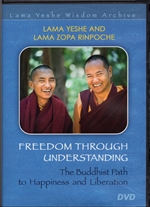 Freedom Through Understanding, DVD