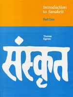 Introduction to Sanskrit: Part One <br>By: Thomas Egenes
