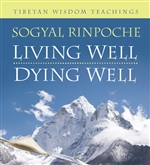 Living Well Dying Well, Sogyal Rinpoche