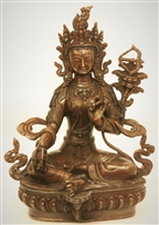 Red Tara 08 inch Copper