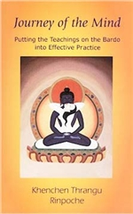 Journey of the Mind, Putting the Teachings on the Bardo into Effective Practice  <br>  By: Thrangu Rinpoche